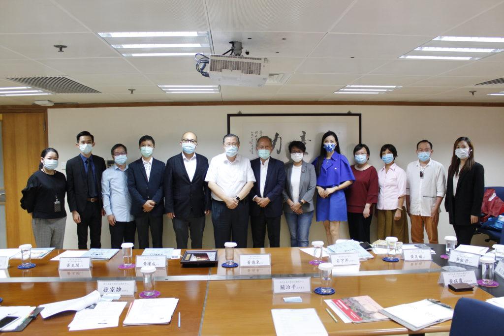 澳門緬甸商會、澳門緬甸友好協會及澳門投資者學會到訪
